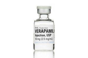Verapamiili-injektiot
